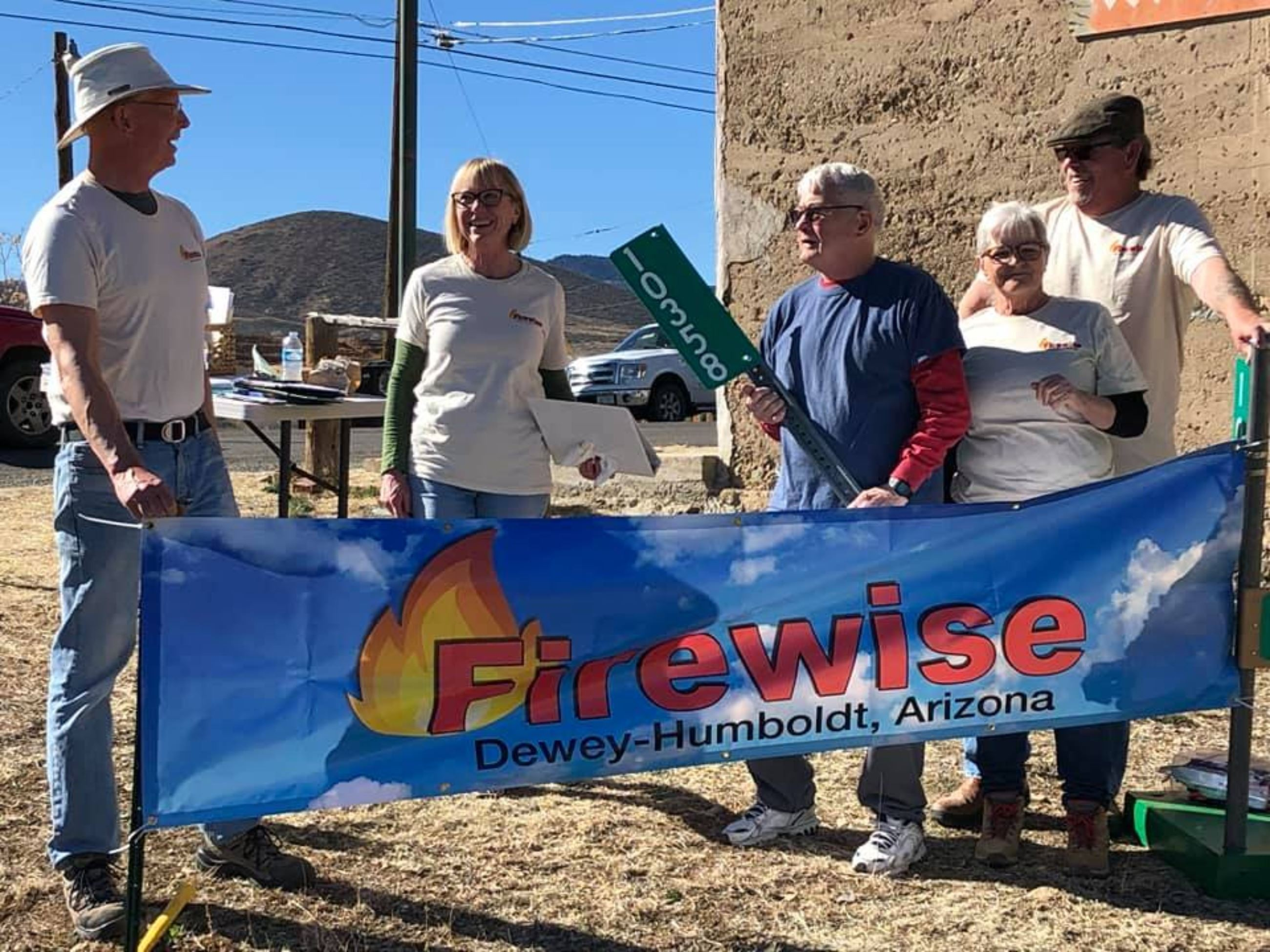 Firewise group February 1, 2020